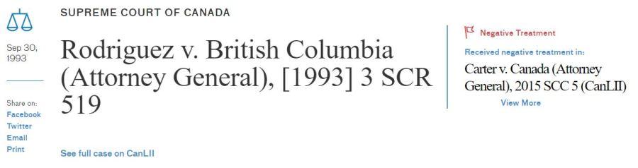 rodriguez v british columbia